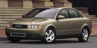 2003 Audi A4 for sale at St  Marys Buick GMC St  Marys ON