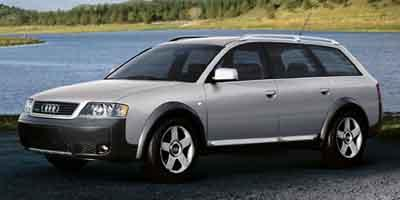 Pre-Owned 2003 Audi allroad