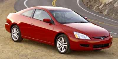 2003 Honda Accord Coupe Vehicle Photo in Merrilville, IN 46410