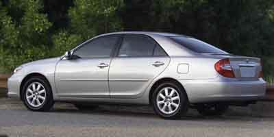 2003 Toyota Camry Vehicle Photo in Kernersville, NC 27284