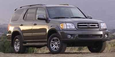 2003 Toyota Sequoia Vehicle Photo in Tulsa, OK 74133