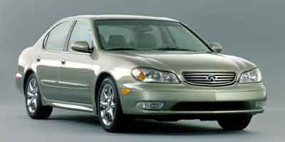 2003 INFINITI I35 Vehicle Photo in Joliet, IL 60435