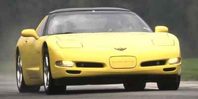 2003 Chevrolet Corvette Vehicle Photo in Oakdale, CA 95361