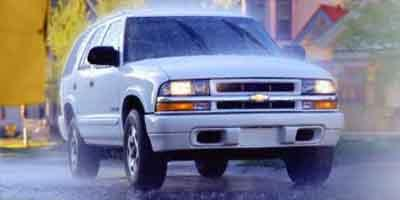 2003 Chevrolet Blazer Vehicle Photo in Boonville, IN 47601