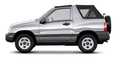 Used 2003 Chevrolet Tracker In Norwalk At Firelands Chevrolet Buick Kb725478a