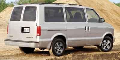 2003 Chevrolet Astro Passenger Vehicle Photo in Oklahoma City, OK 73114