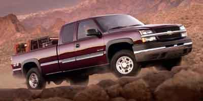 2003 Chevrolet Silverado 2500HD Vehicle Photo in Gaffney, SC 29341