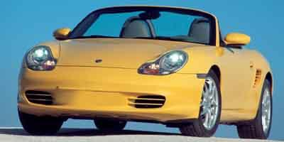2003 Porsche Boxster Vehicle Photo in Appleton, WI 54913