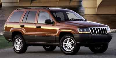 2003 Jeep Grand Cherokee Vehicle Photo in Lubbock, TX 79412