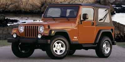 2003 Jeep Wrangler Vehicle Photo in Elyria, OH 44035