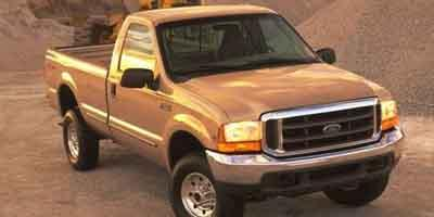 2003 Ford Super Duty F-250 Vehicle Photo in Mount Pleasant, PA 15666