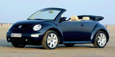 2003 Volkswagen New Beetle Convertible Vehicle Photo in Anchorage, AK 99515