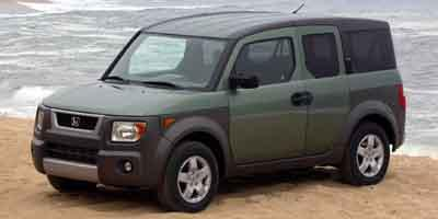 2003 Honda Element Vehicle Photo in Oklahoma City, OK 73114