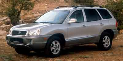 2003 Hyundai Santa Fe Vehicle Photo in Long Island City, NY 11101