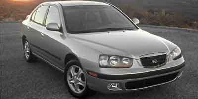 2003 Hyundai Elantra Vehicle Photo in Lincoln, NE 68521