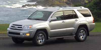 2003 Toyota 4Runner Vehicle Photo in Bend, OR 97701