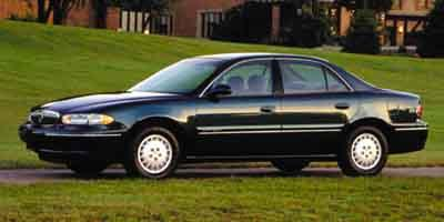 2003 Buick Century Vehicle Photo in San Angelo, TX 76903