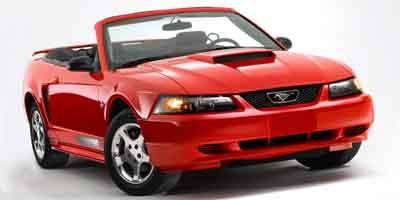 2003 Ford Mustang Vehicle Photo in Easton, MD 21601