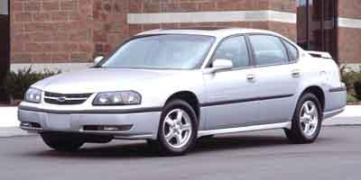 2003 Chevrolet Impala Vehicle Photo in Gainesville, TX 76240
