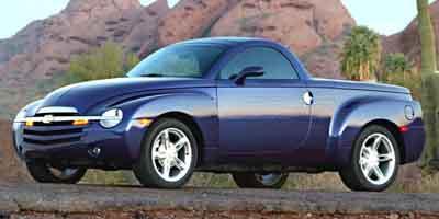 2003 Chevrolet SSR Vehicle Photo in Colma, CA 94014