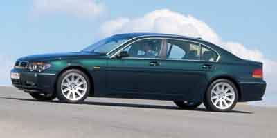 2003 BMW 745Li Vehicle Photo in Richmond, VA 23231