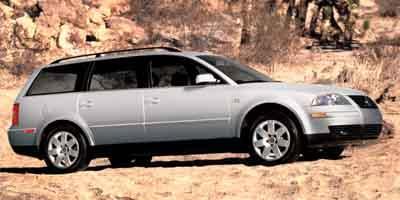 2003 Volkswagen Passat Vehicle Photo in Colorado Springs, CO 80905