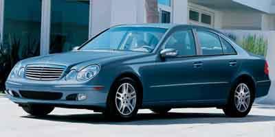 Pre-Owned 2003 Mercedes-Benz E-Class 3.2L