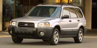 2003 Subaru Forester Vehicle Photo in Marquette, MI 49855