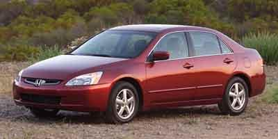 2003 Honda Accord Sedan Vehicle Photo in Warrensville Heights, OH 44128