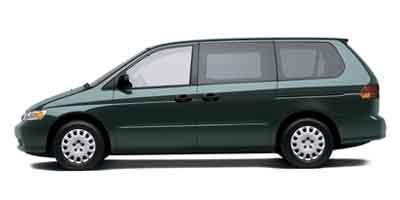 2003 Honda Odyssey Vehicle Photo in Gaffney, SC 29341