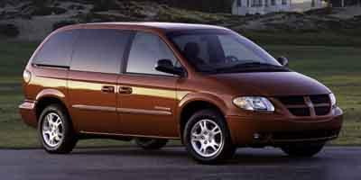 2003 Dodge Caravan Vehicle Photo in Arlington, TX 76017