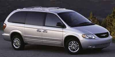 Pre-Owned 2003 Chrysler Town & Country 4dr LX FWD