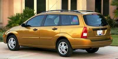 Pre-Owned 2003 Ford Focus 4dr Wgn SE Zetec Auto Fleet