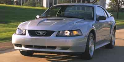 2003 Ford Mustang Vehicle Photo in Kansas City, MO 64118