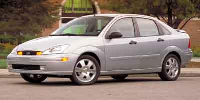2004 Ford Focus Vehicle Photo in Austin, TX 78759