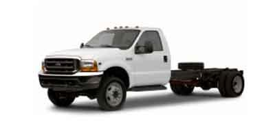 2004 Ford Super Duty F-450 DRW Vehicle Photo in Akron, OH 44320