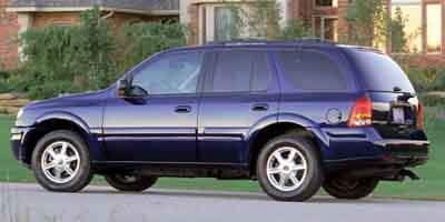 2004 Oldsmobile Bravada Vehicle Photo in Tulsa, OK 74133