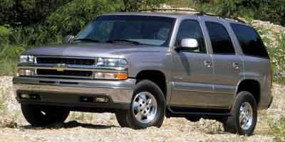 2004 Chevrolet Tahoe Vehicle Photo in Anchorage, AK 99515