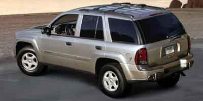 2004 Chevrolet TrailBlazer Vehicle Photo in Jasper, GA 30143