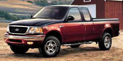2004 Ford F-150 Heritage Vehicle Photo in Honolulu, HI 96819