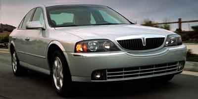 2004 LINCOLN LS Vehicle Photo in Colorado Springs, CO 80905