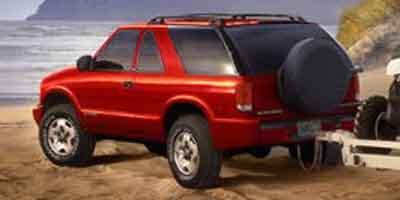 2004 Chevrolet Blazer Vehicle Photo in Anaheim, CA 92806