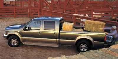 2004 Ford Super Duty F-250 Vehicle Photo in Colorado Springs, CO 80905