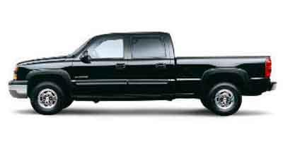 2004 Chevrolet Silverado 2500 Crew Cab Vehicle Photo in Tallahassee, FL 32304