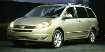 2004 Toyota Sienna Vehicle Photo in Denver, CO 80123