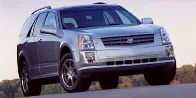 2004 Cadillac SRX Vehicle Photo in Austin, TX 78759