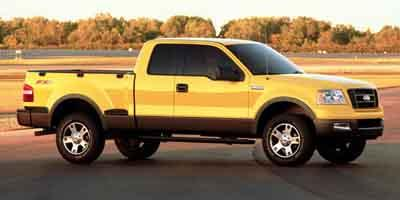 2004 Ford F-150 Vehicle Photo in Joliet, IL 60435