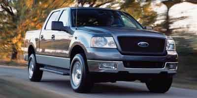 2004 Ford F-150 Vehicle Photo in Novato, CA 94945
