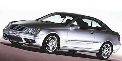 2004 Mercedes-Benz CLK-Class Vehicle Photo in Frisco, TX 75035