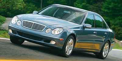 2004 Mercedes-Benz E-Class Vehicle Photo in Bowie, MD 20716